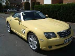 Chrysler Crossfire Convertibles For Sale Chrysler Crossfire Convertible For Sale 2004 On Car And
