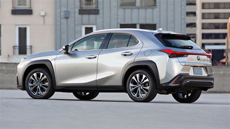 2019 Lexus Ux Hybrid by 2019 Lexus Ux Small Suv Emerges In Us Trim Hybrid
