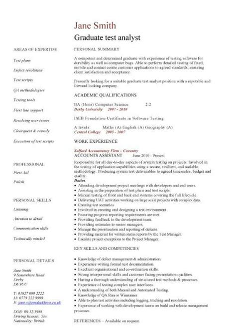 Testing Analyst Resume by Business Analyst Resume Writing Services Tomstin Realty