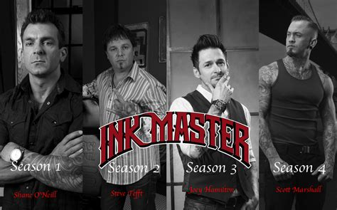 ink masters seasons 1 4 wallpaper by nickelbackloverxoxox