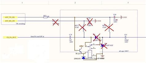 catch diode switching regulator recommended modifications 183 df8oe uhsdr wiki 183 github