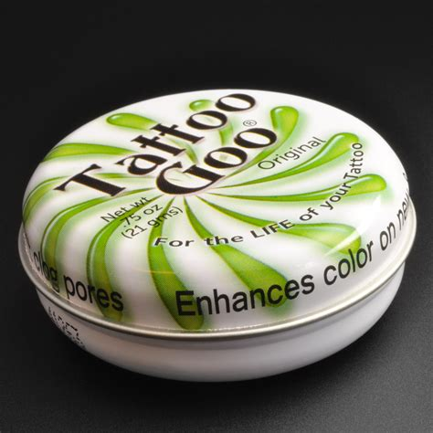 does tattoo goo heal tattoos faster tattoo goo 174 original tattoo aftercare for all skin types