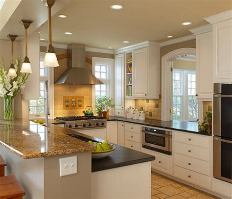 Small Kitchen Layout Ideas by 21 Small Kitchen Design Ideas Photo Gallery