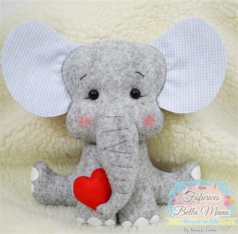 papel como hacer borregos molde de elefante bb en fieltro para imprimir gratis ideas