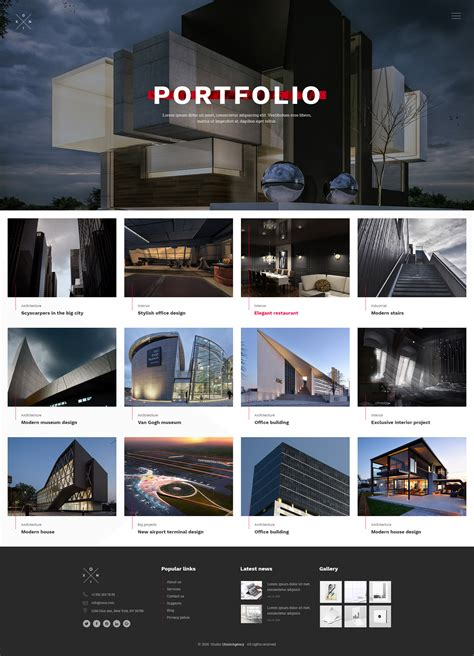onix multi purpose architecture interior portfolio