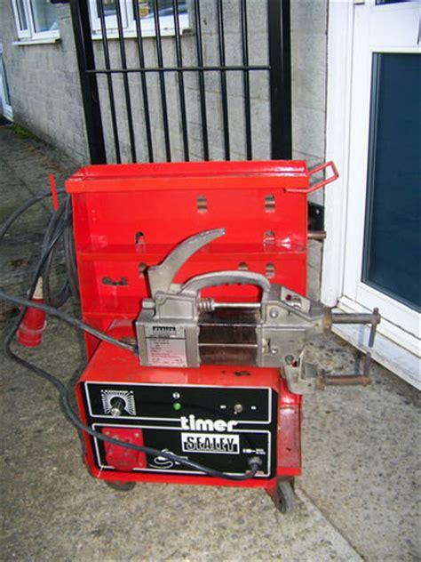 sealey sr12 spot welder timer trolley for sale in dun