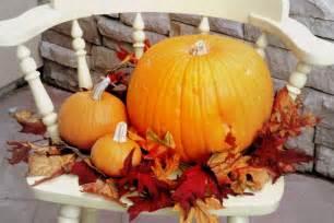 Patio Haus Herbst Deko Amp Halloween Ideen Mit K 252 Rbissen 37 Beispiele