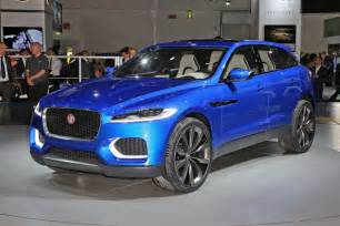 Jaguar Suv 2016 2016 Jaguar F Pace Suv Front New Cars Release Dates