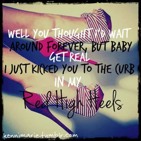 quotes about high heels quotesgram