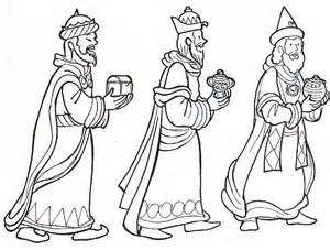 The wise men coloring pages next for the school and the catechism