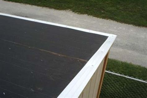 Shed Roof Drip Edge roofing roof drip edge shed roof roof drip edge nails