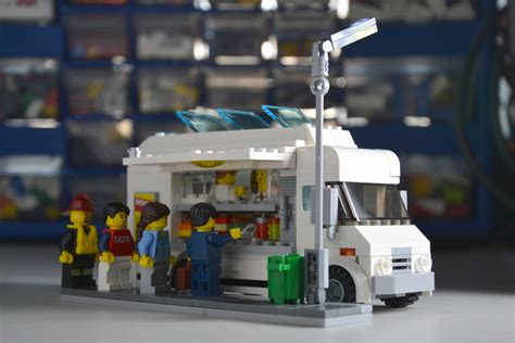 truck ideas lego ideas food truck