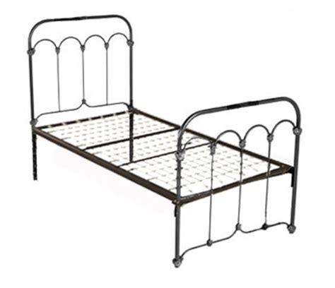 iron twin bed frame iron beds the american iron bed co bayview iron bed