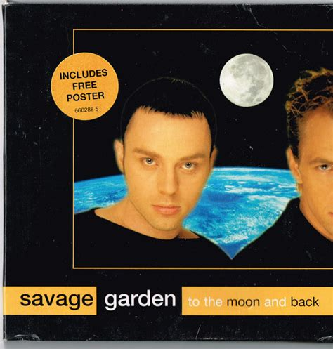 Cd Zorv Album Savage savage garden to the moon and back cd at discogs