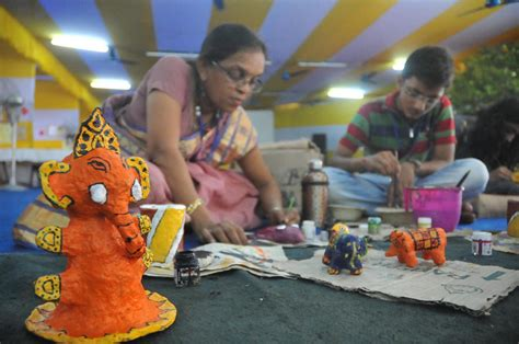 Different Styles Of Houses folk art and craft workshops spic macay