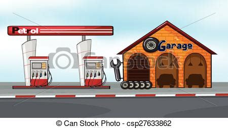 gas station clip art and stock illustrations 6900 gas gas station and garage gas station next to a garage clip