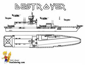 Unflinching Navy Ship Coloring Page Free Ships Navy Battleship Coloring Page