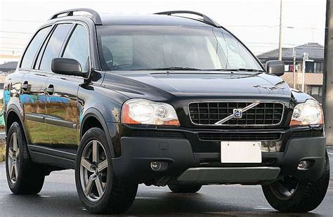 volvo xc90 t6 2003 used for sale