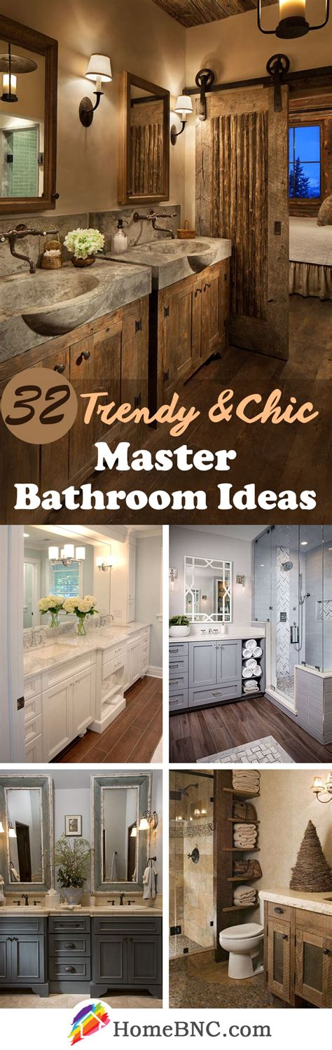 master bathroom decor ideas 32 best master bathroom ideas and designs for 2018