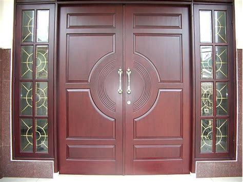 desain rumah pintu depan dan sing desain pintu rumah 2 daun terbaru 2016 desain cantik