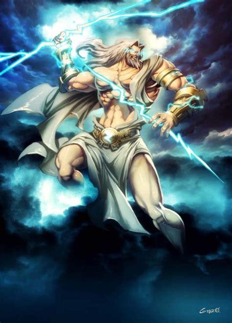 imagenes zeus anime mitolog 237 a griega el nacimiento de zeus taringa