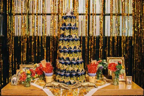Unusual wedding cake and wedding dessert ideas   Smashing the Glass   Jewish Wedding Blog