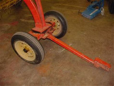 Nh 56 Dolly Wheel Tractorshed Com