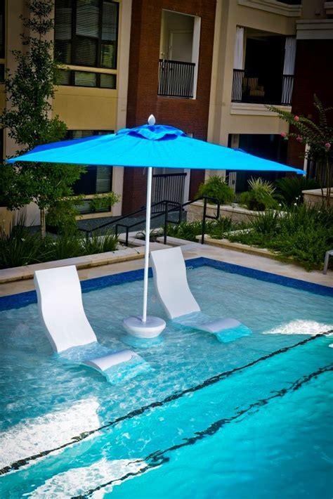 ledge lounger ledge lounger releases new chair aquatics international