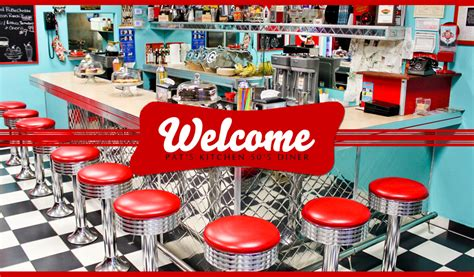 Pats Kitchen by Pat S Kitchen 50s Diner