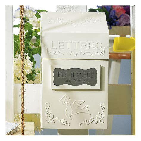 Wedding Card Mailbox