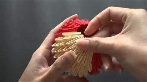 3d origami teddy bear tutorial 3d origami teddy bear tutorial youtube