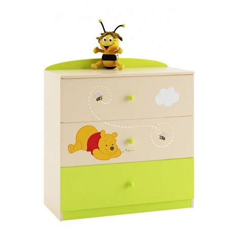 Commode Winnie by Commode Winnie The Pooh Friends 90 Cm Azura Home Design