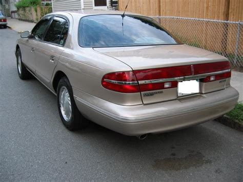car manuals free online 1997 lincoln continental parental controls end1r44 1997 lincoln continental specs photos modification info at cardomain