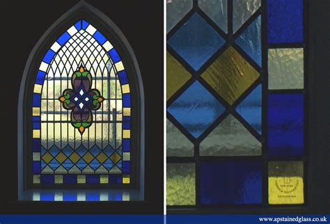 stained glass l parts church windows