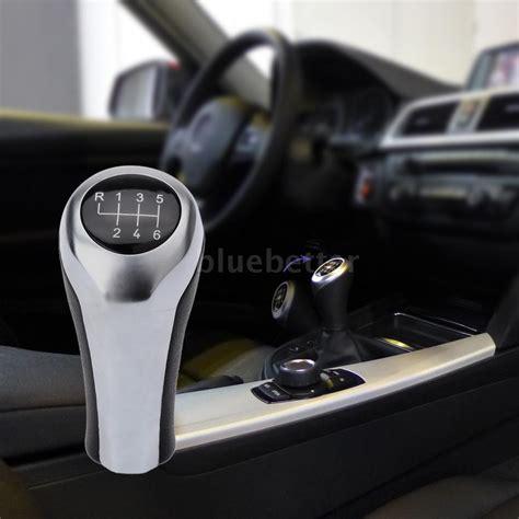 Manual Shift Knob Bmw Garnish Chrome E36 E30 E39 E34 Mtech Mpower 6 speed manual car gear shift knob stick for bmw e30 e32 e36 e46 e39 e34 z3 q1g2 ebay