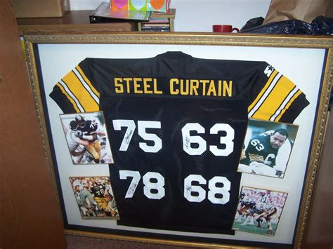 steel curtain jersey thoughts from jeff steel curtain