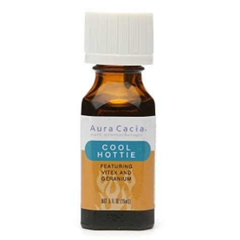 Cool Scents Lavender aura cacia aromatherapy essential cool hottie drugstore