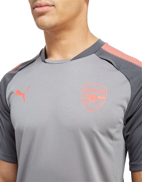 Arsenal 04 Raglan lyst arsenal 2017 shirt in gray for