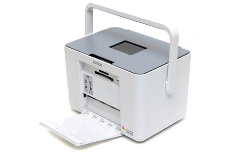 Printer Epson Portable epson picturemate pm270 review portable printing for the