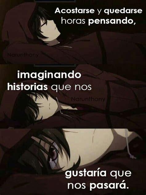 imagenes sad en español 116 best frases de anime images on pinterest