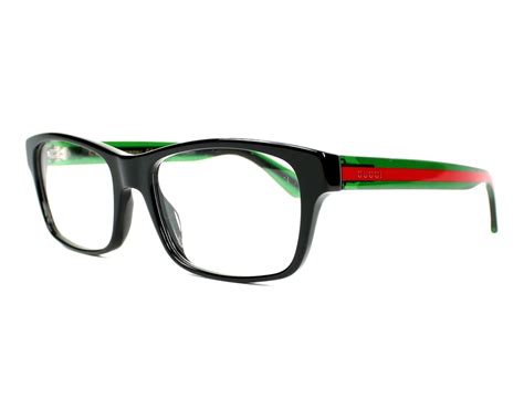 gucci eyeglasses gg 0006 o 006 black visionet