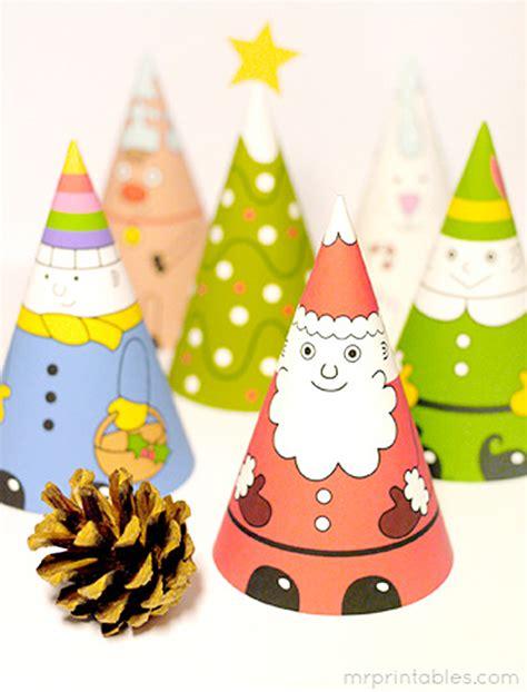 printable christmas decor santa co paper dolls mr printables
