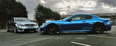 Chrom Auto by Chrome Vehicle Wraps By Wrapvehicles Co Uk
