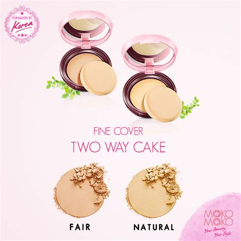 Bedak Make Cover Two Way Cake cover two way cake fair