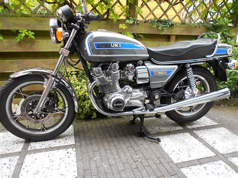 Suzuki Gs850g Review Suzuki Gs850g 1980 From Joop Dr 246 Ge