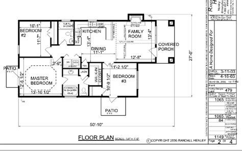Floor Plans For Homes One Story Small One Story House Plans Simple One Story House Floor