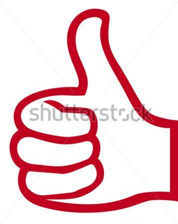 imagenes pulgar ok mano dando ok vector mostrando los pulgares hacia arriba