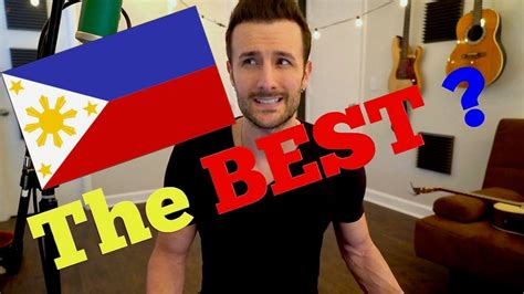 the best singer in the world why filipinos are the best singers in the world
