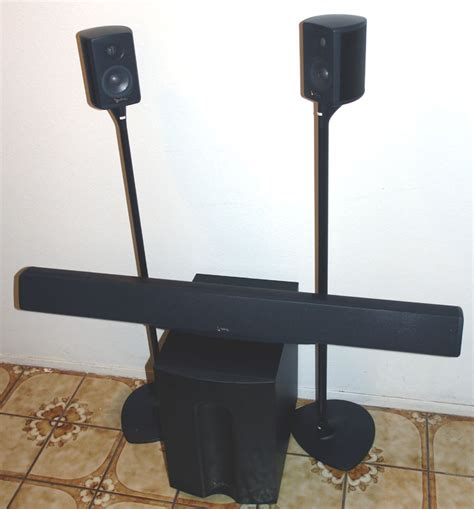 infinity total solutions speaker system review