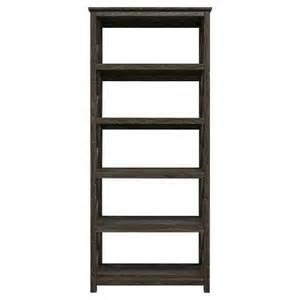 5 shelf x bookcase threshold shelves and bookcases